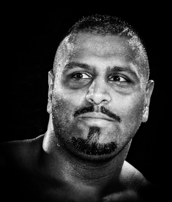 Kash Ali Won BBBofC Central Area Heavyweight Title on 24 March 2018