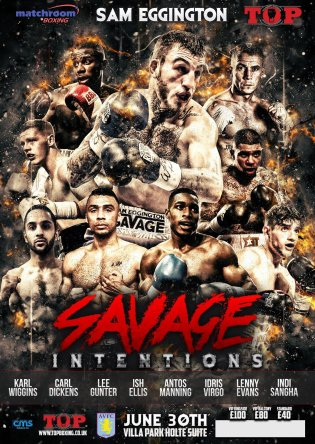 Savage Intentions (Birmingham)